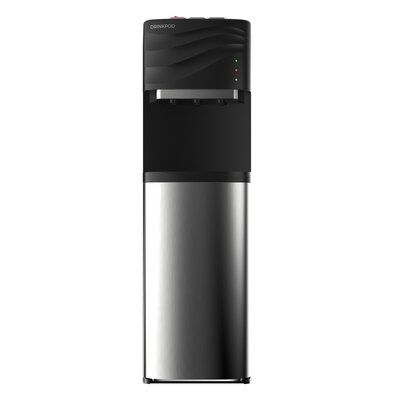 100 Series Bottleless Free Standing Water Cooler with 2 Filter-Pods SW5K-X4