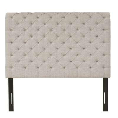Leonardson Queen Upholstered Panel Headboard