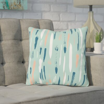 Hamby Outdoor Throw Pillow Size: 18 x 18