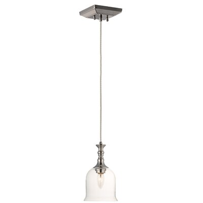 Minnich 1-Light Mini Pendant