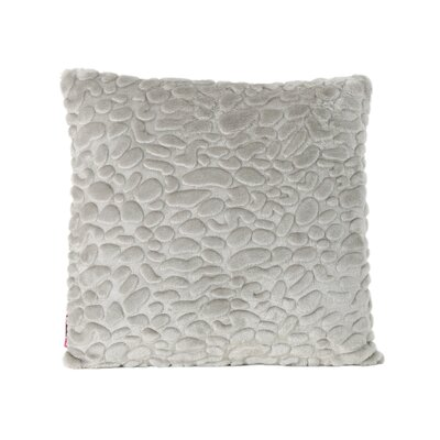 Hunziker Furry Faux Fur Throw Pillow