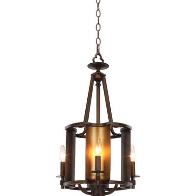Rodolfo 4-Light Candle-Style Chandelier
