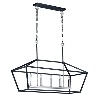 Douglaston 5-Light Kitchen Island Pendant
