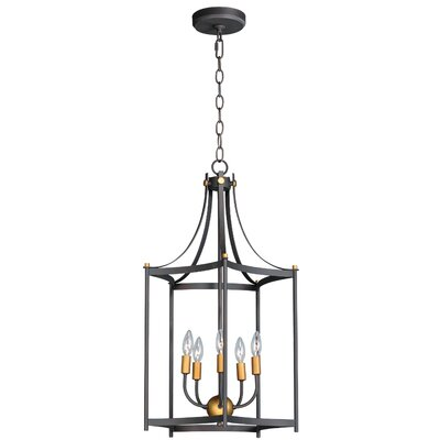 Hertz 5-Light Foyer Pendant