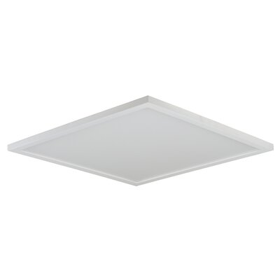 Crutcher 1-Light LED Flush Mount