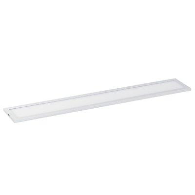 Crutcher 1-Light LED Flush Mount Size: 0.5 H x 4.5 W x 24 D