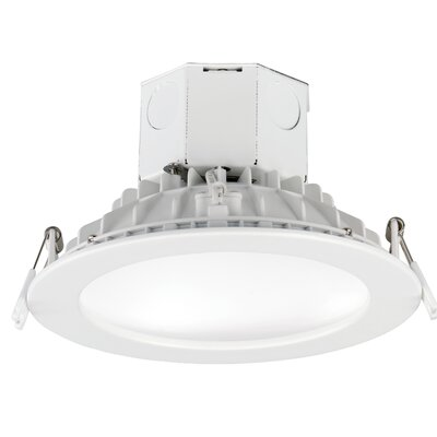 Cove 1-Light LED Flush Mount