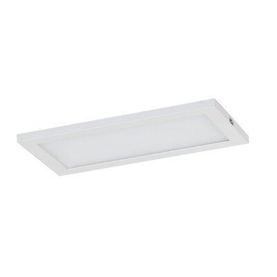 Countermax LED 6 Under Cabinet Bar Light Finish: White