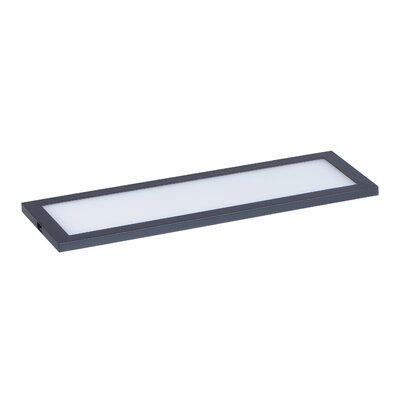Countermax LED 12 Under Cabinet Bar Light Finish: Bronze