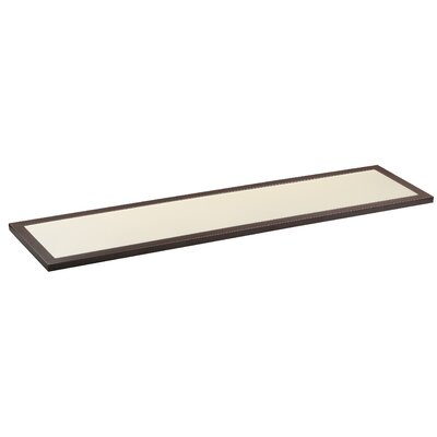 Cracraft 1-Light LED Flush Mount Fixture Finish: Bronze