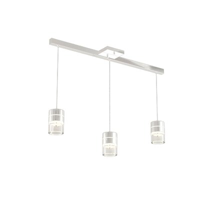 Staats 3-Light Kitchen Island Pendant