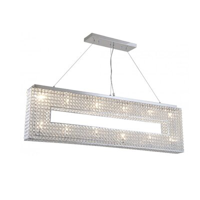 Langer 12-Light Kitchen Island Pendant