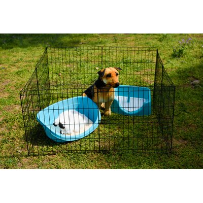 24 Exercise Playpen Pet Pen