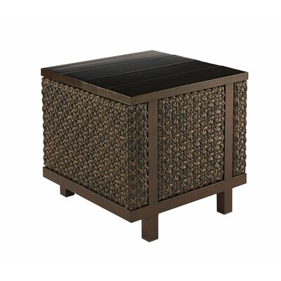 Asphod�le Outdoor Square End Table