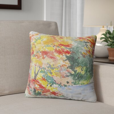 Paxtonville Throw Pillow Size: 18 H x 18 W x 6 D