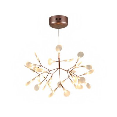 Greenlee 30-Light LED Sputnik Chandelier