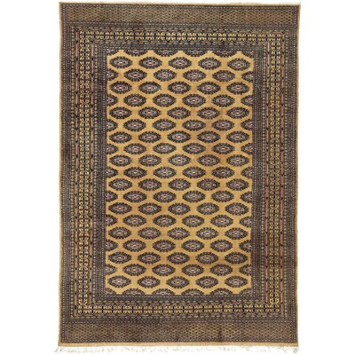 One-of-a-Kind Batchelder Hand-Knotted Wool Tan Area Rug