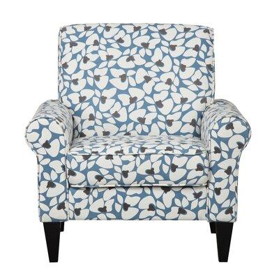 Fassett Armchair Upholstery: Blue