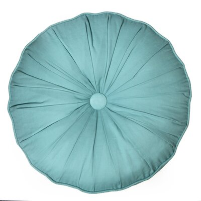 Whitman Round Cotton Throw Pillow