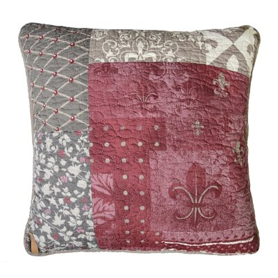 Chiang Cotton Throw Pillow