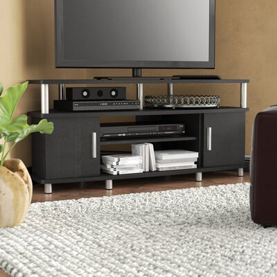 Elian 48 TV Stand Color: Black