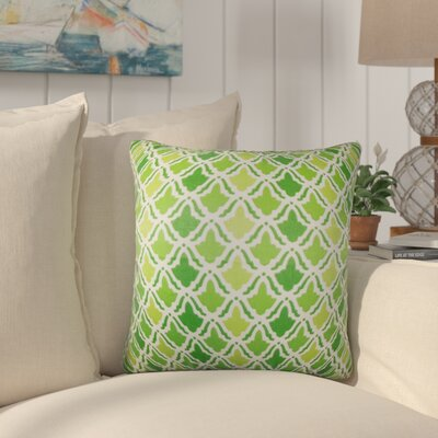 Shaniko Geometric Cotton Throw Pillow