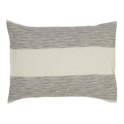Parrella Stripes Sham Size: King