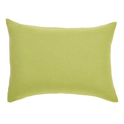 Mclachlan Sham Size: King, Color: Grass Green