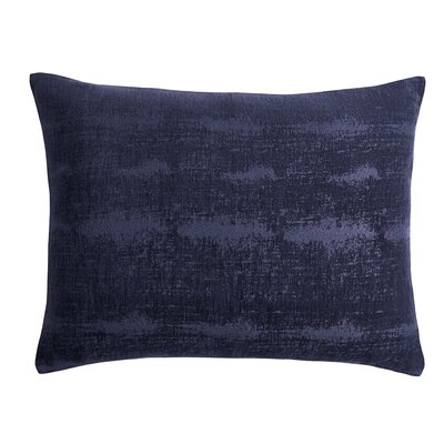 Hawks Distressed Velvet Sham Size: King
