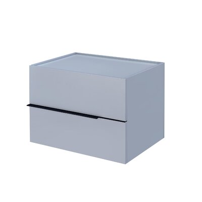 Whitcher 2 Drawer Nightstand
