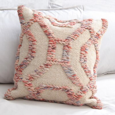 Pitre Wool Throw Pillow