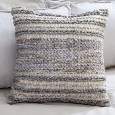 Pitre Wool Throw Pillow