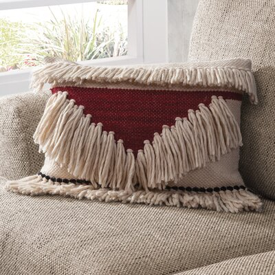 Martucci Wool Lumbar Pillow