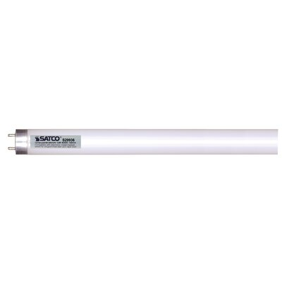 32W Equivalent G13 LED Tube Light Bulb Bulb Temperature: 4000K, Color Temperature: Cool White