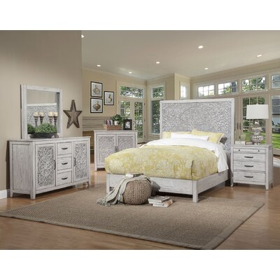 Orellana Panel Configurable Bedroom Set