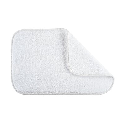 Josselyn Bath Rug Size: 20 W x 31 D, Color: Linen