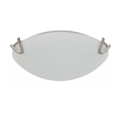 Crisler 3-Light Flush Mount