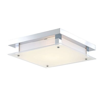 Mattson 1-Light LED Flush Mount