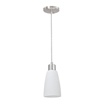 Hurtado Adjustable 1-Light Mini Pendant