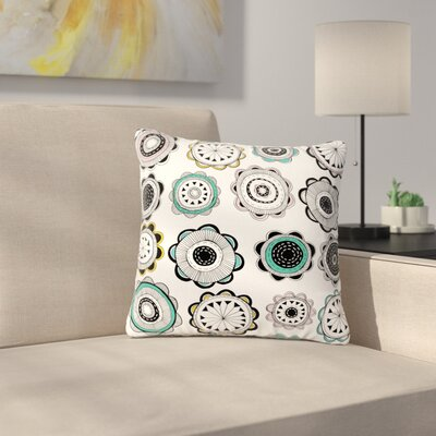 Jessica Wilde Carnival Outdoor Throw Pillow Size: 16 H x 16 W x 5 D