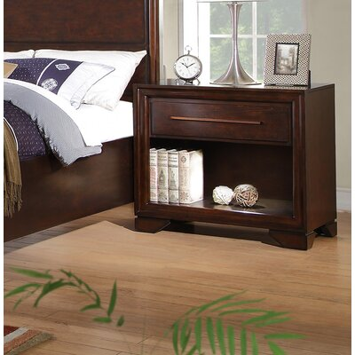 Catania 1 Drawer Nightstand