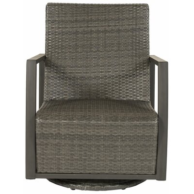 Mckeown Swivel Arm Chair