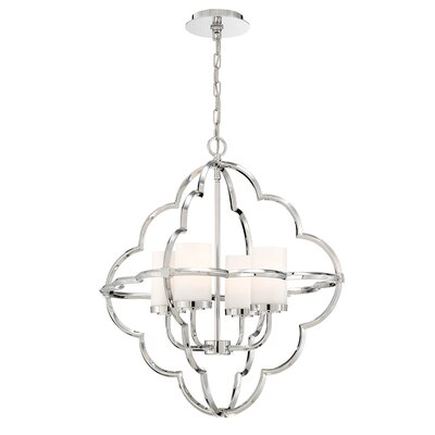 Southfields 4-Light Candle Style Chandelier