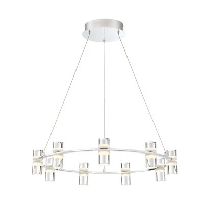 Marzano Ring 1-Light LED Cluster Pendant
