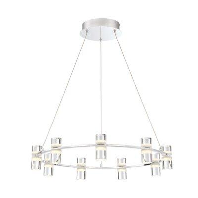 Marzano Ring 1-Light LED Cluster Pendant