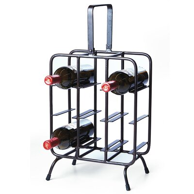 Lemuel 9 Tabletop Wine Rack