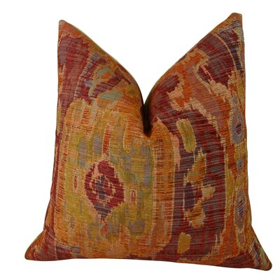 Montemayor Ikat Luxury Sofa Throw Pillow
