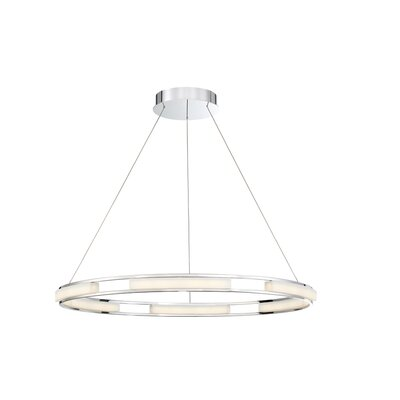 Sturtz 6-Light LED Cluster Pendant