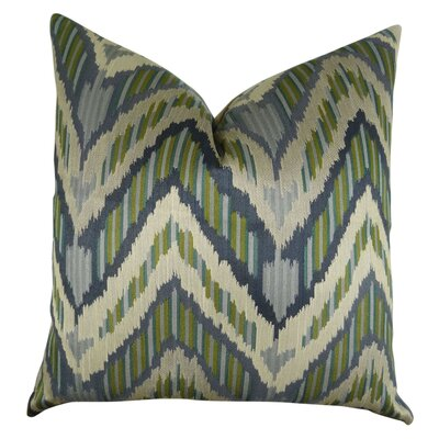 Pinette Wavy Throw Pillow
