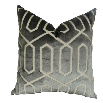 Friar High End Luxury Throw Pillow